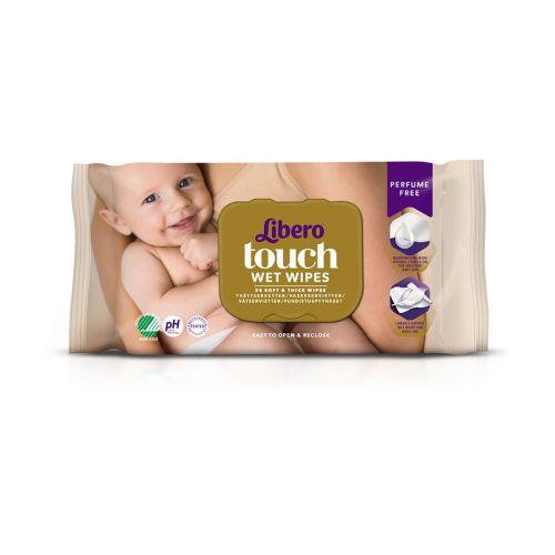 Libero Touch Puhdistuspyyhe 56kpl