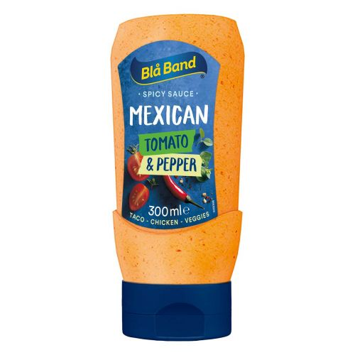 BLÅ BAND MEXICAN PAPRIKAKASTIKE 300 ML