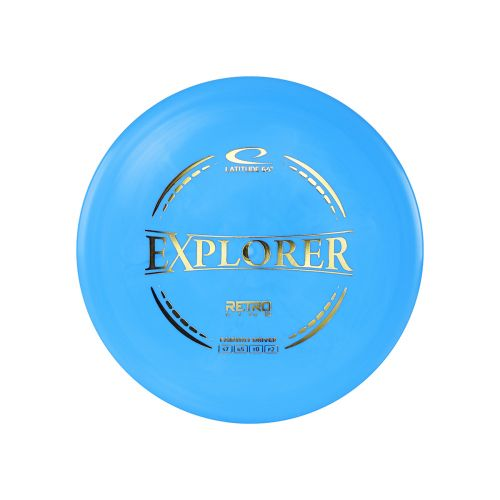 LATITUDE 64° RETRO EXPLORER BBS BLUE