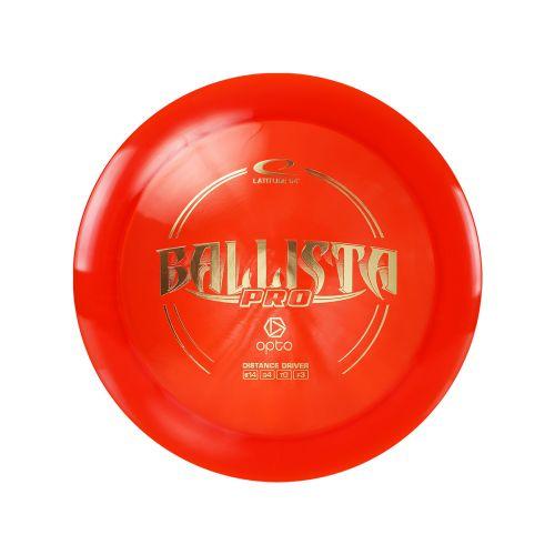 LATITUDE 64° OPTO BALLISTA PRO BBS RED