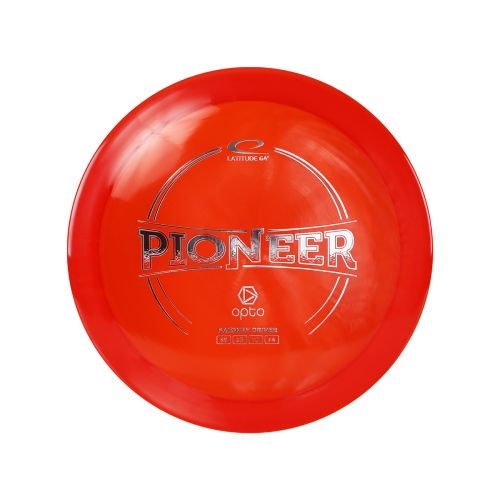 LATITUDE 64° OPTO PIONEER BBS RED