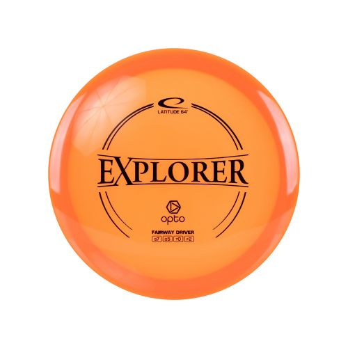 LATITUDE 64° OPTO EXPLORER BBS ORANGE