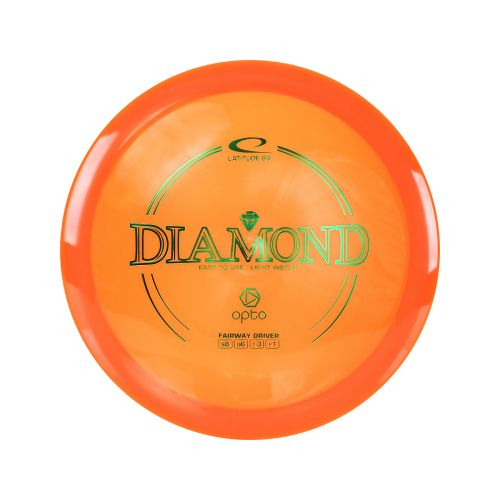 LATITUDE 64° OPTO DIAMOND BBS ORANGE