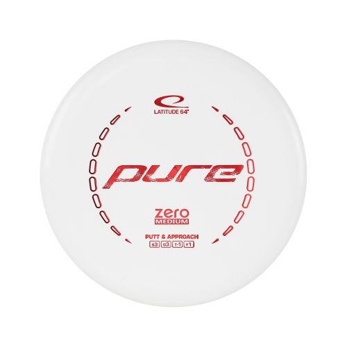 LATITUDE 64° ZERO PURE MEDIUM BBS WHITE
