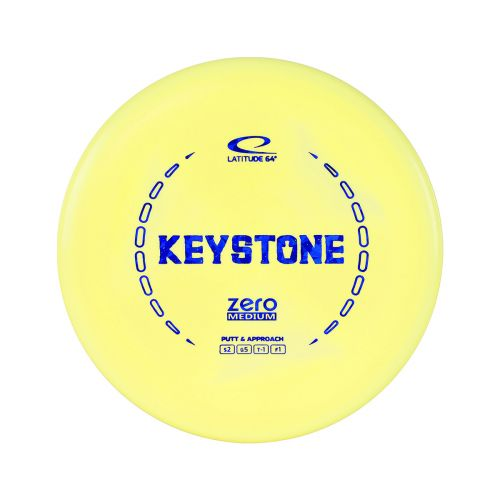 LATITUDE 64° ZERO KEYSTONE MEDIUM BBS YELLOW