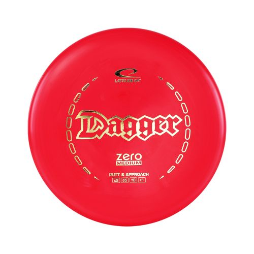 LATITUDE 64° ZERO DAGGER MEDIUM BBS RED