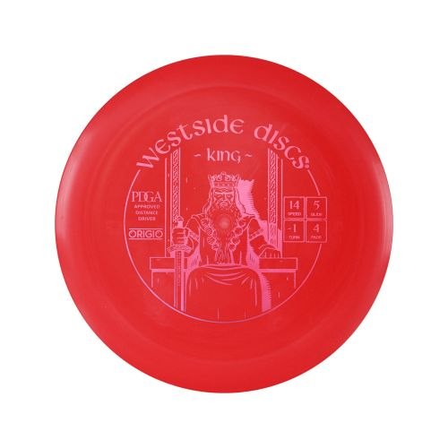 WESTSIDE DISCS ORIGIO KING BBS RED