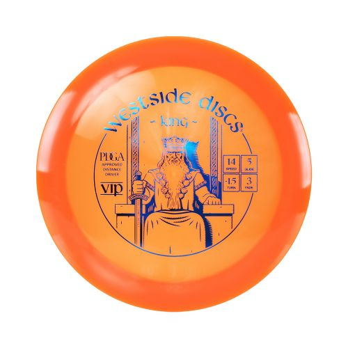 WESTSIDE DISCS VIP KING BBS ORANGE