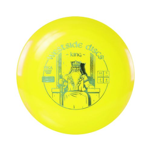 WESTSIDE DISCS TOURNAMENT KING BBS YELLOW