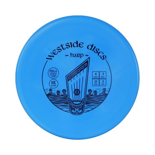 WESTSIDE DISCS BT HARP HARD BBS BLUE