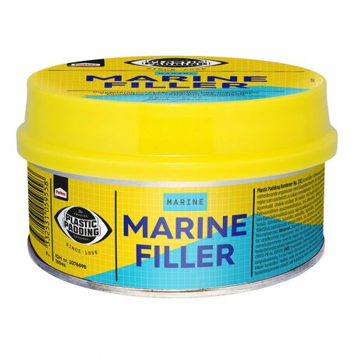 PLASTIG PADDING MARINE FILLER  180 ML
