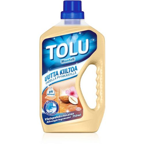TOLU MANTELI YLEISPUHDISTUSAINE 750 ML