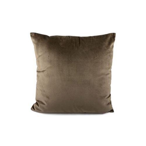 Tyynyliina 45x45cm ruskea