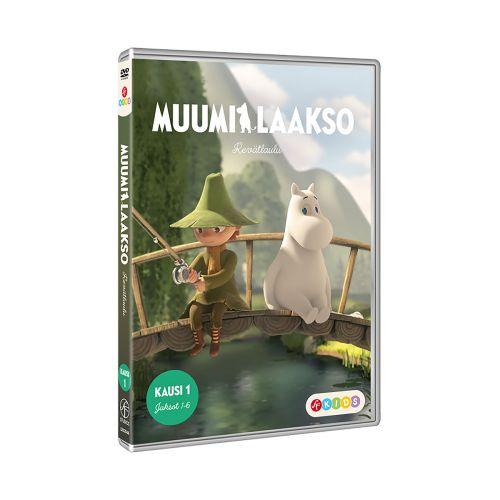 DVD MUUMILAAKSO OSA 1.
