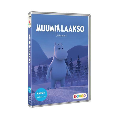 DVD MUUMILAAKSO OSA 2.