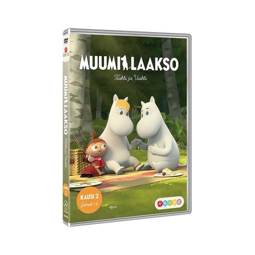 DVD MUUMILAAKSO OSA 3.