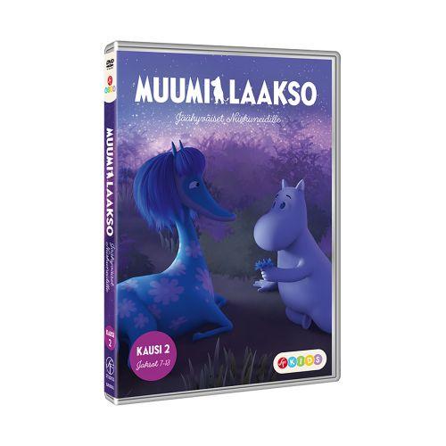 DVD MUUMILAAKSO OSA 4.