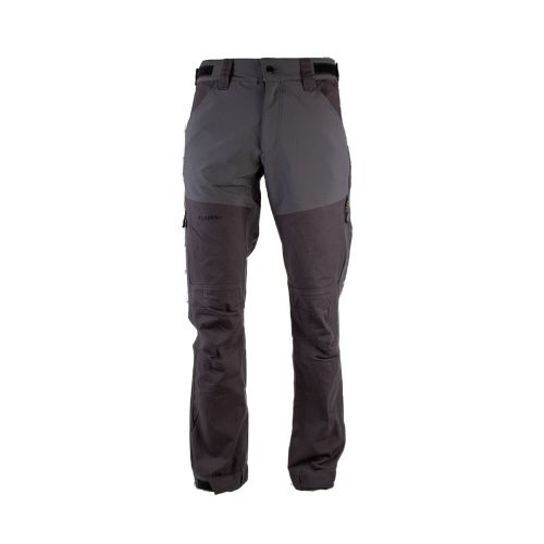 TEKNISET HOUSUT 3.0 GREY/BLACK L 4-WAY STRETCH