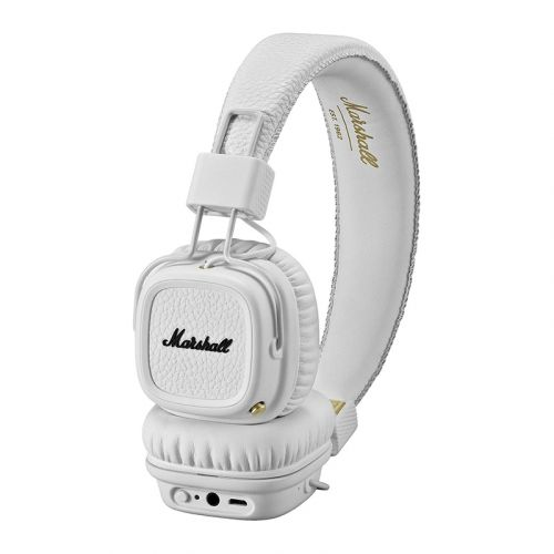 MARSHALL MAJOR II SANKAKUULOKKEET BLUETOOTH MUSTA