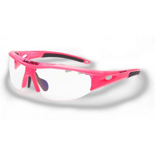 SALMING V1 PROTEC EYEWEAR JR PINK 125 MM