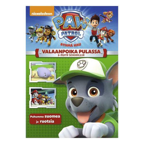 DVD RYHMÄ HAU 1 VALAANPOIKA PULASSA