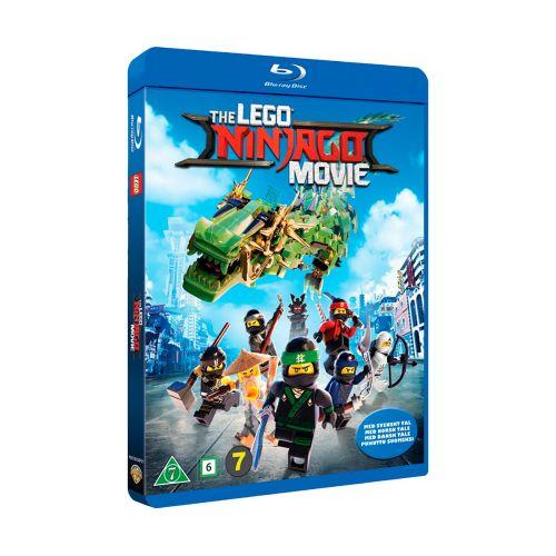 Lego Ninjago elokuva, Blu-Ray