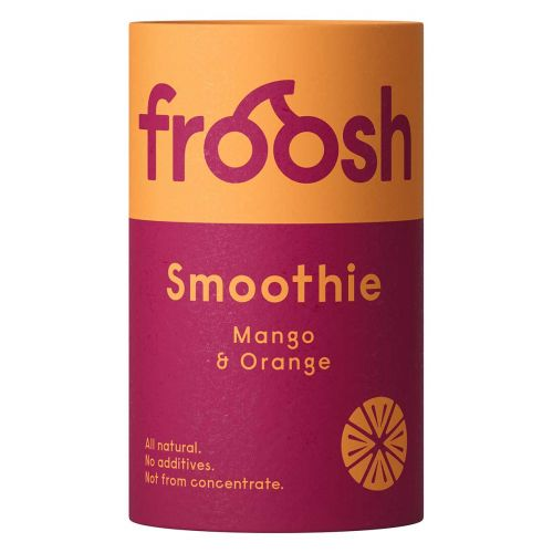 FROOSH SMOOTHIE SHORTY MANGO-APPELSIINI 150 ML