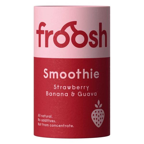 FROOSH SMOOTHIE SHORTY MANSIKKA-BANAANI-GUAVA 150 ML