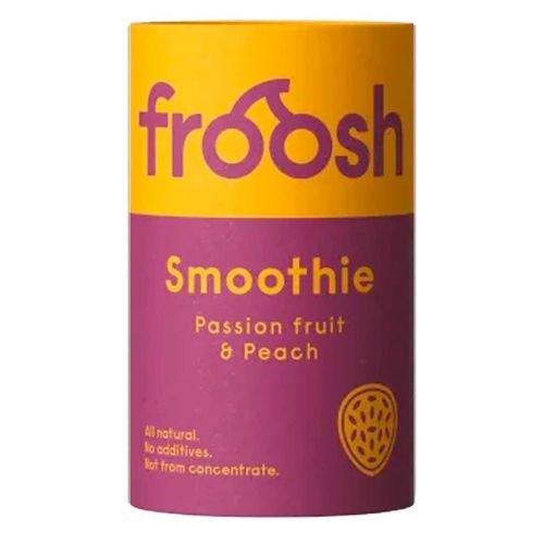 FROOSH SMOOTHIE SHORTY PERSIKKA-PASSION 150 ML