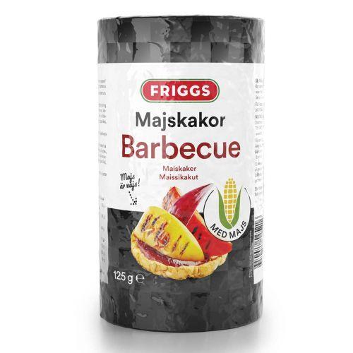 FRIGGS MAISSIKAKKU BARBECUE 125 G