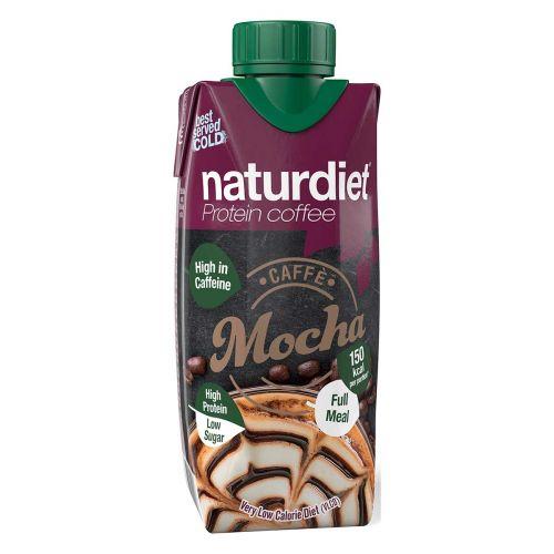 NATRUDIET PROTEIN COFFEE CAFFE-MOCHA 330 ML