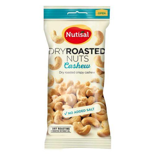 NUTISAL NATURAL CASHEW 60 G