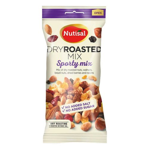 NUTISAL SPORTY MIX 60 G