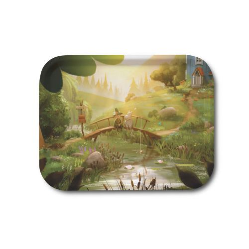 Moomin tarjotin 27x20cm Moominvalley