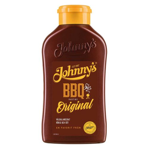 JOHNNY´S BBQ KASTIKE ORIGINAL 470 G