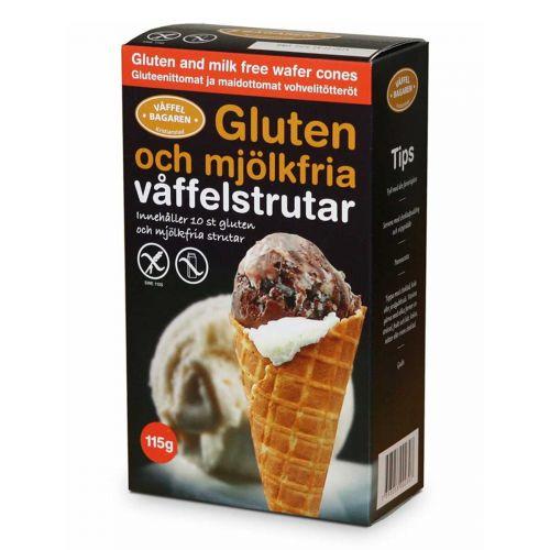 VB JÄÄTELÖVOHVELI GLUTEENITON  115 G