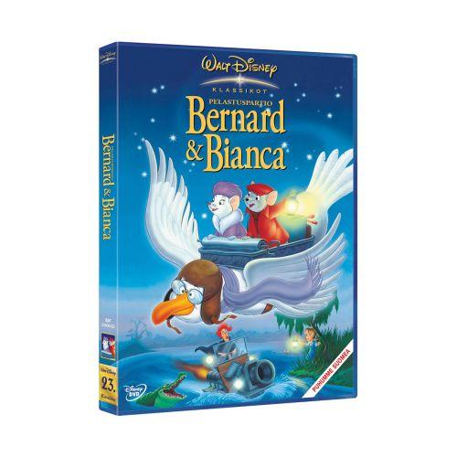 DISNEY BERNARD & BIANCA PELASTUSPARTIO