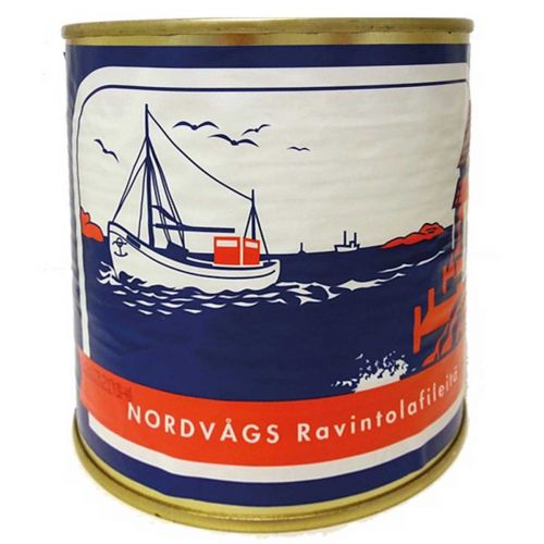 BOYFOOD NORDVÅGS RAVINTOLAFILEE 500 G
