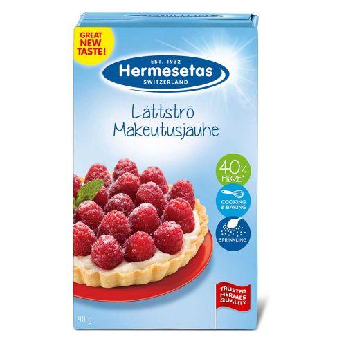 HERMESETAS MAKEUTUSJAUHE TÄYTTÖPS 90 G
