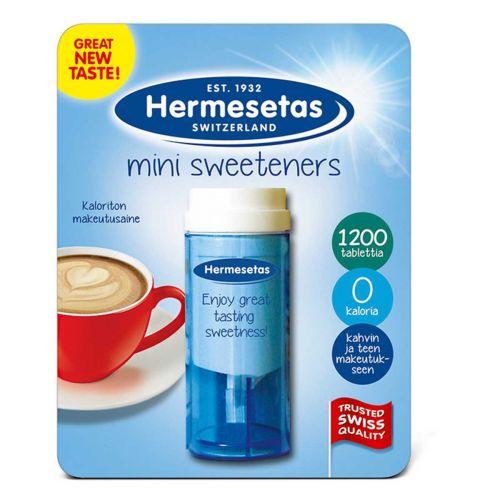 HERMESETAS MINI MAKEUTUSPURISTE 1 200 KPL