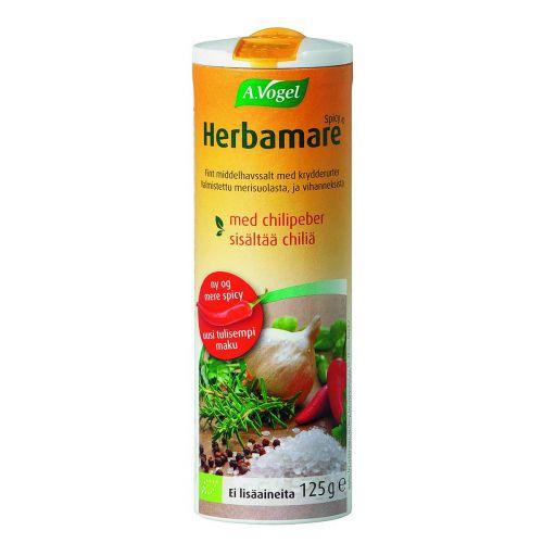HERBAMARE YRTTISUOLASEOS SPICY 125 G