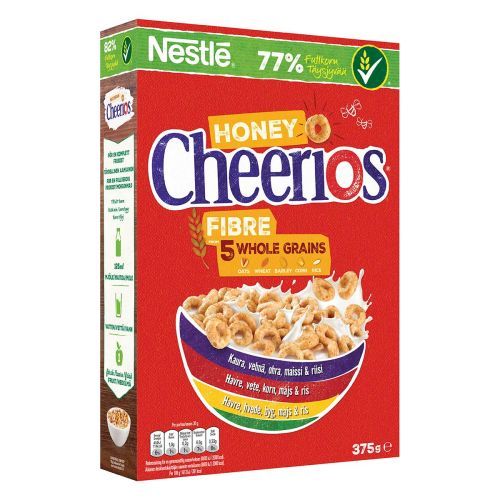 NESTLE CHEERIOS HONEY  375 G