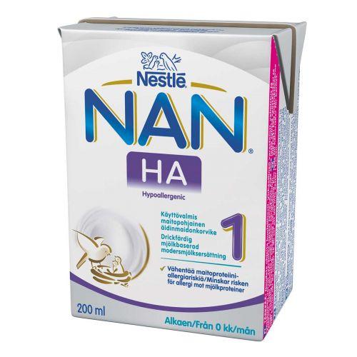NESTLE NAN H.A.1 200 ML