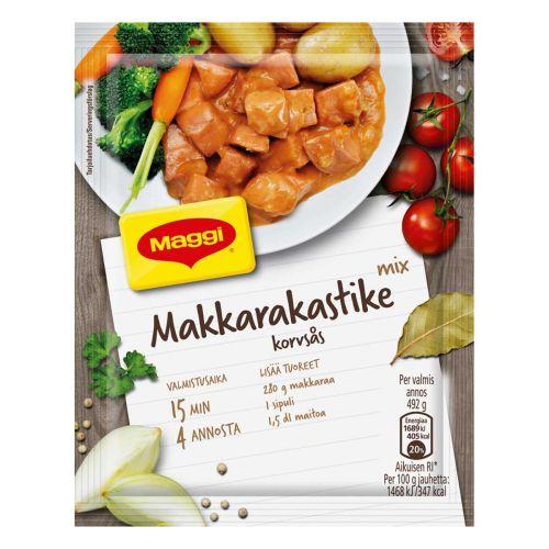 MAGGI MIX MAKKARAKASTIKE -AINEKSET 49 G