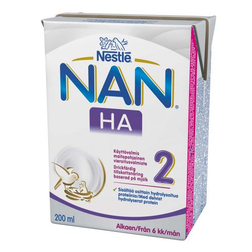 NESTLE NAN H.A. 2  200 ML