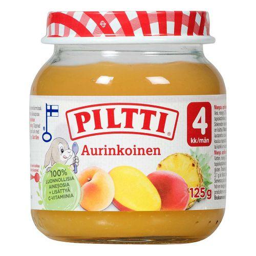 PILTTI AURINKOINEN 4KK 125 G