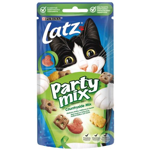 PURINA PARTY MIX COUNTRY SIDE MIX 60 G