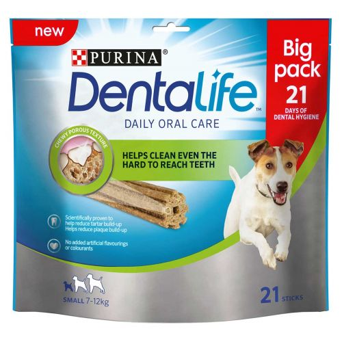 PURINA DENTALIFE SMALL BIG PACK 345 G