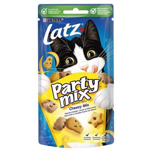 PURINA LATZ PARTY MIX CHEEZY MIX 60 G