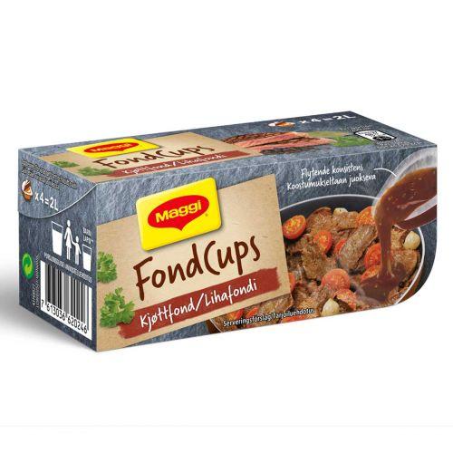 MAGGI FOND CUPS LIHAFONDI 96 G